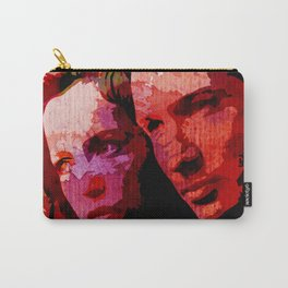 TXF - Mulder and Scully  Carry-All Pouch