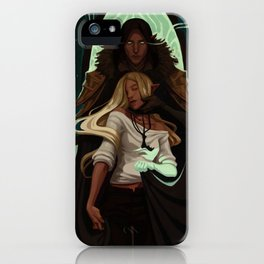 Ghost of mine iPhone Case