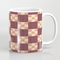quilt Mugs featuring Quilt by Lyle Hatch