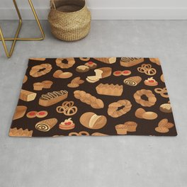 Bakery Pattern Rug