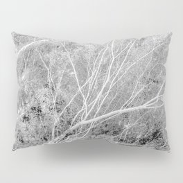 Incandescence bw inv Pillow Sham