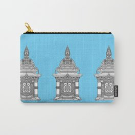 The Temple of Sarpachandra Carry-All Pouch