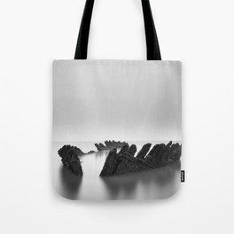 Shipwreck II Tote Bag