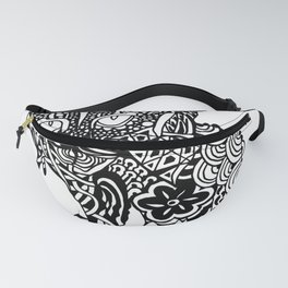 Dragon Cat Fanny Pack