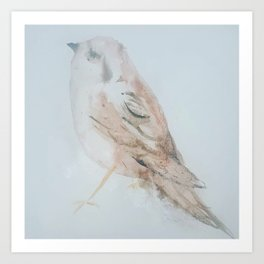 Sparrow's World Art Print
