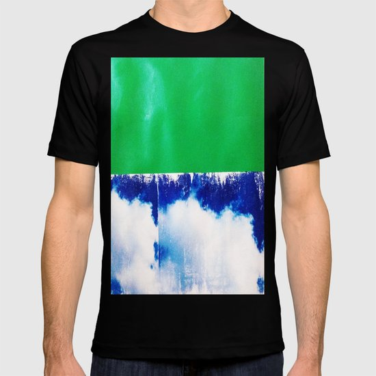 SKY/GRN T-shirt