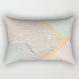 design in pastel tones -4b- Rectangular Pillow