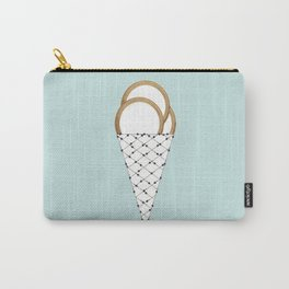 Ice cream cone Carry-All Pouch