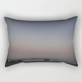Fly Through The Night Rectangular Pillow