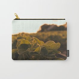 Soybean sunset Carry-All Pouch