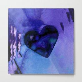 Heart Dreams 2K by Kathy Morton Stanion Metal Print