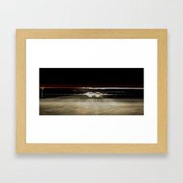 Driveby Framed Art Print