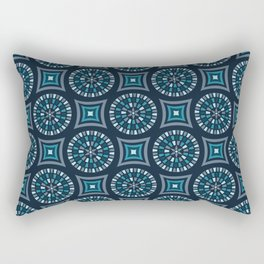 Ocean Burst Rectangular Pillow