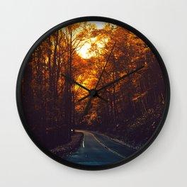 The Path Wall Clock