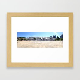 Arcos Do Lapa Framed Art Print