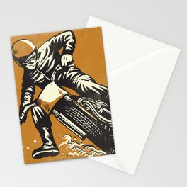 FLAT TRACK Stationery Cards