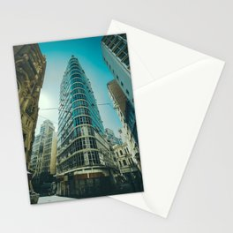 CITY - BUILDING - SQUARE - PHOTOGRAPHY Stationery Cards