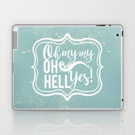 Oh my my, OH HELL YES! Laptop & iPad Skin