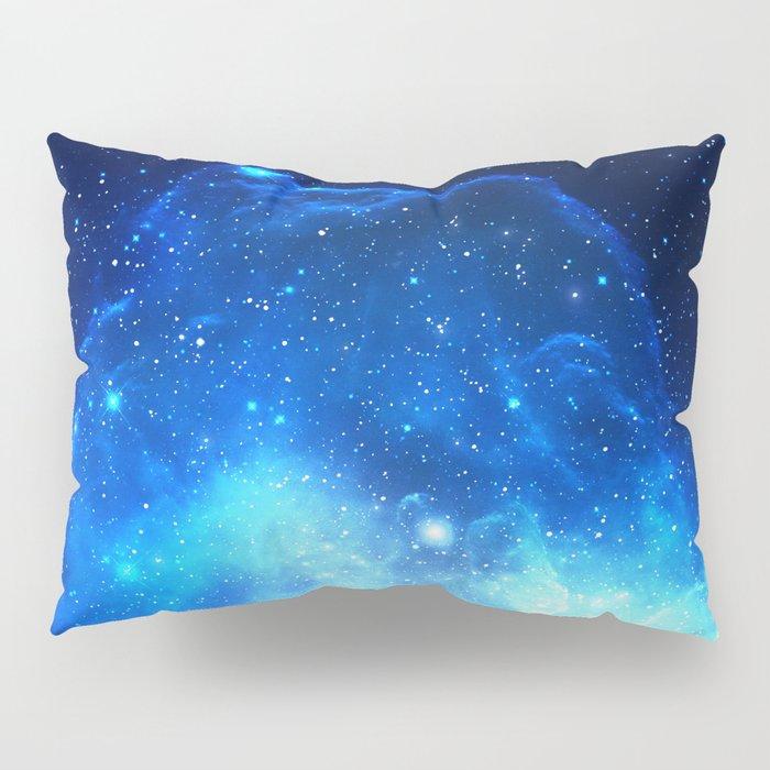 Jelly Nebula Pillow Sham