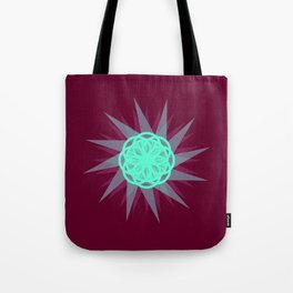 Geometry and Colors XXII Tote Bag