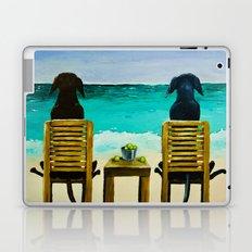 Beach Bums Laptop & iPad Skin