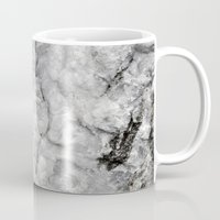 stone Mugs featuring Stone by Olivia