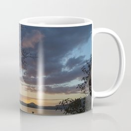 Lake Quinault Sunset, Washington Coffee Mug