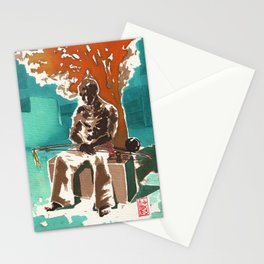 Capoeira 343 Stationery Cards