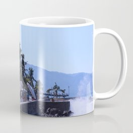 Puerto Vallarta Malecon Coffee Mug