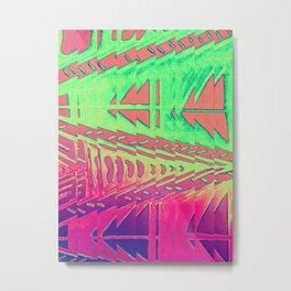 Bele Pattern  Metal Print