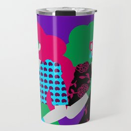 Blaire and Claire Travel Mug