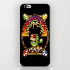 Epic Yoshi's iPhone & iPod Skin