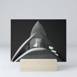 Opera House - Valencia Mini Art Print