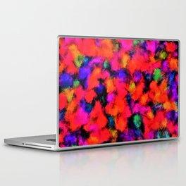 Bright Rainbow Colors Laptop & iPad Skin