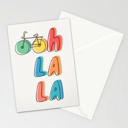 Ohh la la Stationery Cards