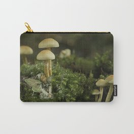 Pixie and 'shrooms Carry-All Pouch