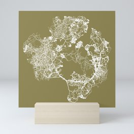 Physarum Polycephalum Mini Art Print