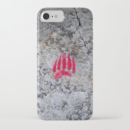 Pictograph iPhone Case