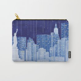 New York, Statue of Liberty Carry-All Pouch