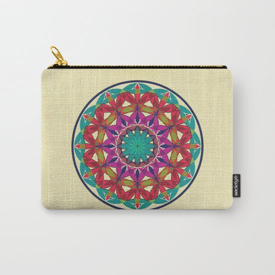 Flower of Life variation 2 Carry-All Pouch