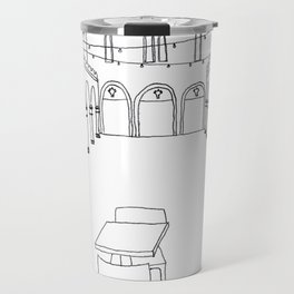HanaHaus in Palo Alto Travel Mug