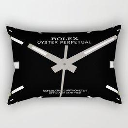 Rolex Oyster Perpetual - 114300 - Black Dial Rectangular Pillow