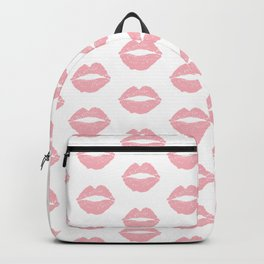 Coral Lips Backpack