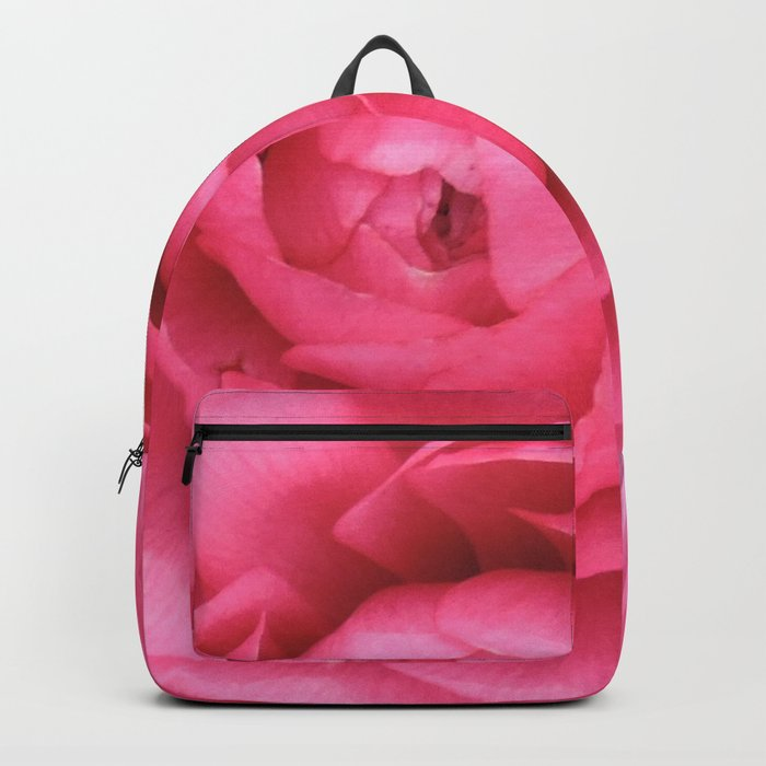 Petals in the Pink Backpack