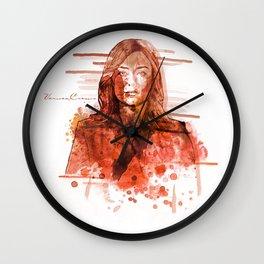 The Blacklist - Elizabeth Keen Wall Clock