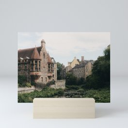 dean village Mini Art Print