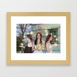 Brigid Framed Art Print