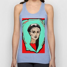The Countess Unisex Tank Top