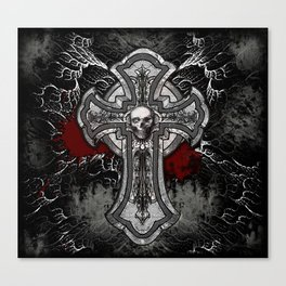 Pray for my heart Vol2... Canvas Print