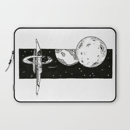 Space Station Laptop Sleeve